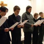 Karácsonyi koncert (2004. december 15.)