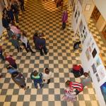 Fényeink című kiállítás megnyitója (2014. november 26.)