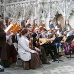 Cambridge - Szeged Kórustalálkozó - Virágom! Fesztivál