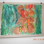 Patrocíniumi kiállítás, Léptek, utak emberek címmel (2015. november 25.)