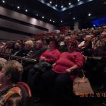 Karácsonyi előadás a Kisszínházban (2015. december 16.)