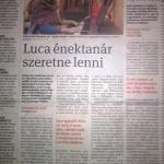 Fölszállott a páva - Erdélyi Luca