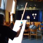 """Értékmentés 2016 """" Összművészeti projektek zene-, dráma- és vizuális tehetséggondozó műhelyekben"""""""
