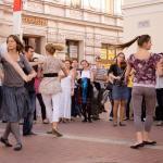 Villámtáncház a Kárász utcán (2012. szeptember 18.)