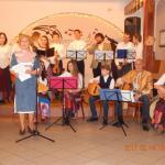 Repülvén áldjalak... Bálint napi ünnepi koncert a Dugonics András Piarista Gimnázium Népzenei Kamaraműhelyével
